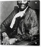 Harriet Tubman  Acrylic Print by American School