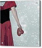 Headless Love Acrylic Print by Joana Kruse