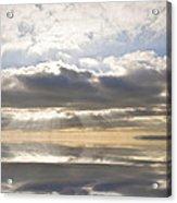 Heaven Acrylic Print by Matthew Gibson