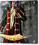 Hook Pirate Extraordinaire Acrylic Print by Bob Orsillo