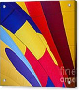 Hot-air Patterns Acrylic Print by Mike  Dawson