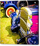 Hot Rods Acrylic Print by Phil 'motography' Clark