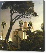 Hotel California- La Jolla Acrylic Print by Steve Karol