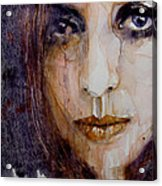 How Can You Mend A Broken Heart Acrylic Print by Paul Lovering