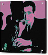 Humphrey Bogart And The Maltese Falcon 20130323m138 Acrylic Print by Wingsdomain Art and Photography