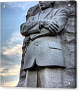 I Have A Dream Acrylic Print by JC Findley