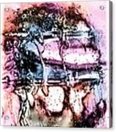 Ice Number Three Acrylic Print by Bob Orsillo