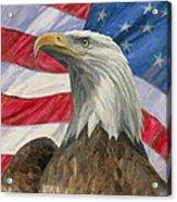 Independence Day Acrylic Print by Gregory Doroshenko