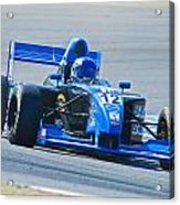 Indy At The S's Acrylic Print by Dave Koontz