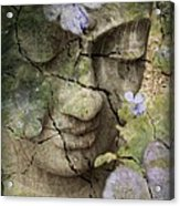 Inner Tranquility Acrylic Print by Christopher Beikmann