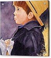 Innocence Acrylic Print by John W Walker