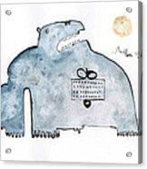 Instar No.3 Acrylic Print by Mark M  Mellon