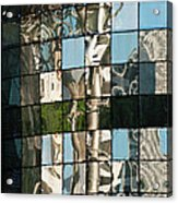 Ion Orchard Reflections Acrylic Print by Rick Piper Photography