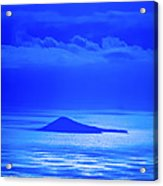 Island Of Yesterday Acrylic Print by Christi Kraft