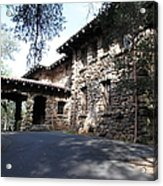 Jack London House Of Happy Walls 5d21966 Acrylic Print by Wingsdomain Art and Photography