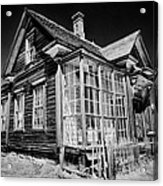 James Cain House Acrylic Print by Cat Connor