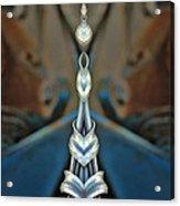 Jewels Acrylic Print by Sylvia Thornton