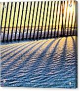 Jones Beach Acrylic Print by JC Findley