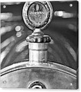 Jordan Motor Car Boyce Motometer 2 Acrylic Print by Jill Reger