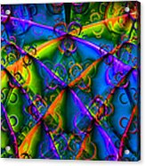 Journey 20130511v1 Long Acrylic Print by Wingsdomain Art and Photography