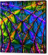Journey 20130511v1 Acrylic Print by Wingsdomain Art and Photography