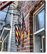 Just A Little Off Of The Top Acrylic Print by Walt  Baker