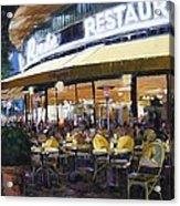 Kampinski Ecke Acrylic Print by Michael Swanson