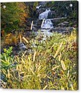 Kent Falls Acrylic Print by Bill Wakeley
