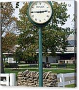 Kentucky Horse Park Acrylic Print by Roger Potts