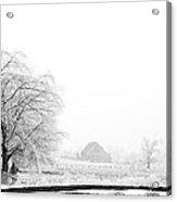 Kentucky Winter  Acrylic Print by Wendell Thompson