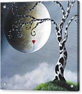 Key To My Imagination By Shawna Erback Acrylic Print by Shawna Erback