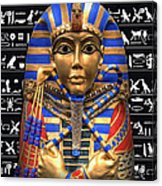 King Of Egypt Acrylic Print by Daniel Hagerman
