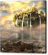 Kingdom Come Acrylic Print by Tamer and Cindy Elsharouni
