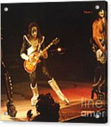 Kiss-b33a Acrylic Print by Gary Gingrich Galleries