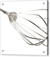 Kitchen Whisk Acrylic Print by Olivier Le Queinec