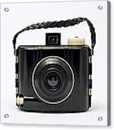 Kodak Baby Brownie Acrylic Print by Elena Bouvier