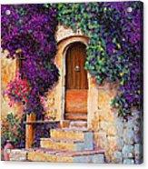 La Grange Acrylic Print by Michael Swanson