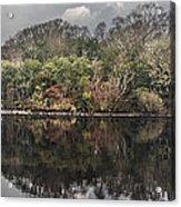 Lake Isle Of Inishfree 2 Acrylic Print by Michael David Murphy