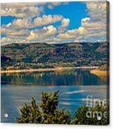 Lake Roosevelt Acrylic Print by Robert Bales