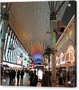 Las Vegas - Fremont Street Experience - 12126 Acrylic Print by DC Photographer