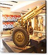 Les Invalides - Paris France - 011349 Acrylic Print by DC Photographer