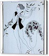 Les Sylphides Acrylic Print by Georges Barbier