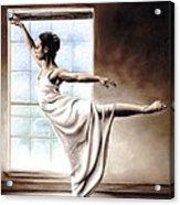 Light Elegance Acrylic Print by Richard Young