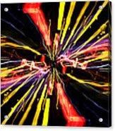 Light Fantastic 04 Acrylic Print by Natalie Kinnear