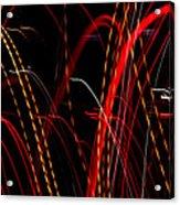 Light Fantastic 08 Acrylic Print by Natalie Kinnear