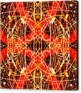 Light Fantastic 26 Acrylic Print by Natalie Kinnear