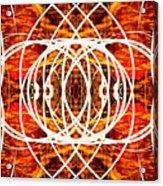 Light Fantastic 29 Acrylic Print by Natalie Kinnear
