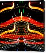 Light Fantastic 39 Acrylic Print by Natalie Kinnear