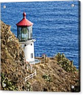 Lighthouse Acrylic Print by Juli Scalzi