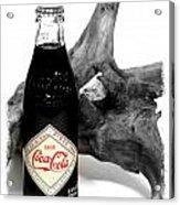 Limited Edition Coke - No.438 Acrylic Print by Joe Finney